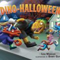 Book Review: Dino-Halloween