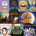 Reading List: Fun Halloween Read-Alouds for 4-7 Year-olds